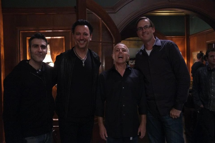 """more behind the scenes of """"100 clues"""" todd harthan, steve valentine, curt smith & steve franks"""