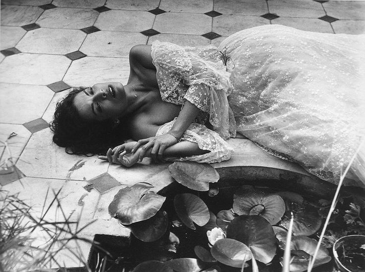 Bianca Jagger by Cecil Beaton