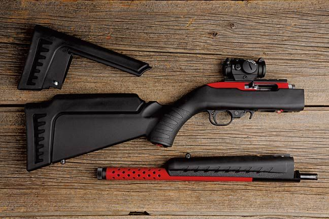 The Ruger 10-22 Takedown: The Perfect Survival Rifle?