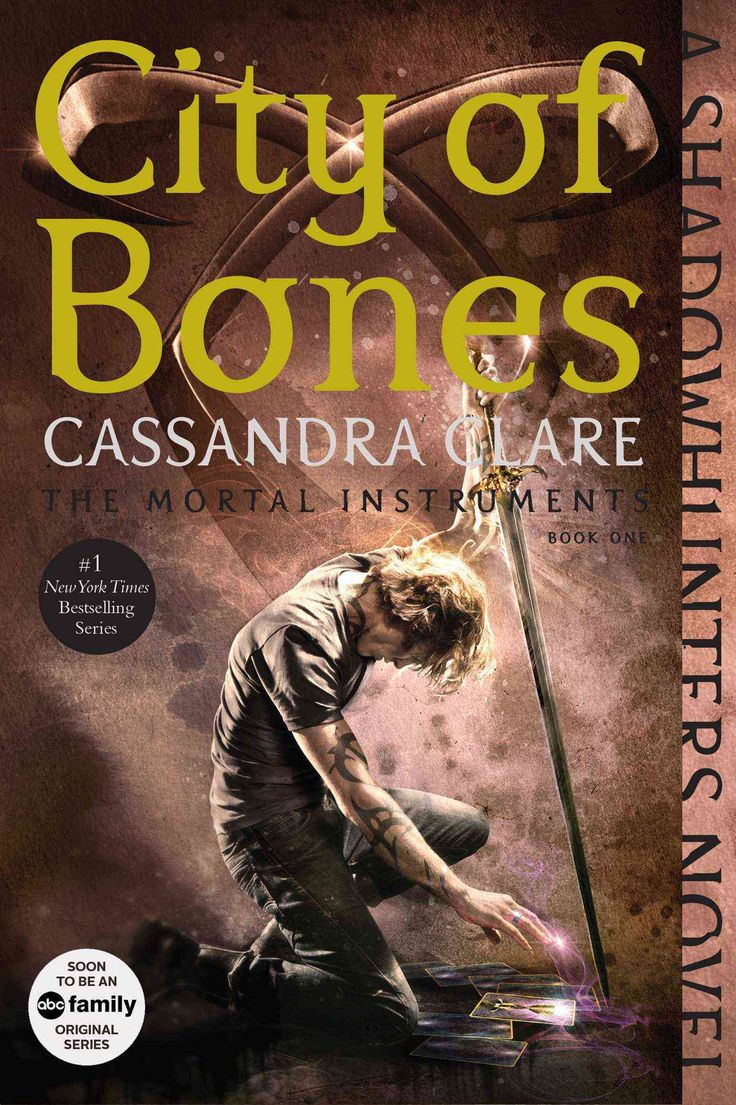 Discover the world of the Shadowhunters in the first installment of the internationally bestselling Mortal Instruments series and prepare to be hooked ( Entertainment Weekly )now with a gorgeous new c