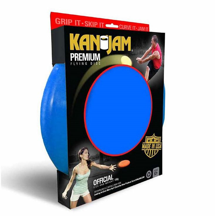 Kan Jam Flying Disc, Blue