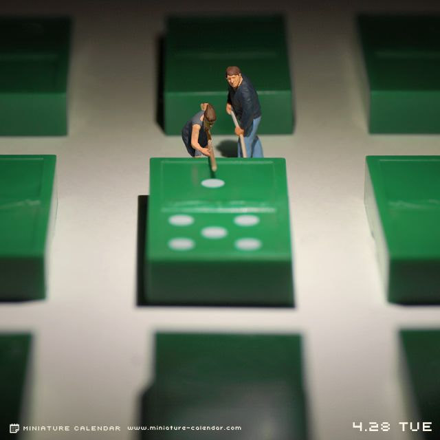 Dollhouse Photography Calendar : Best images about miniature calendar on pinterest