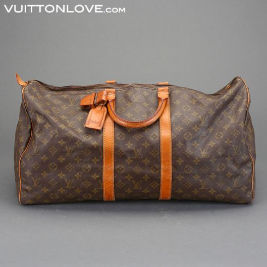 Louis Vuitton Keepall 55 in Monogram Canvas