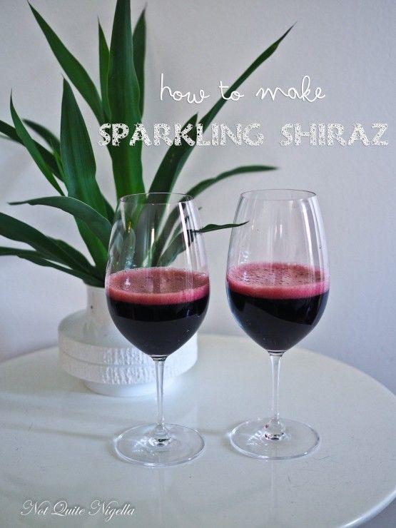 Sparkling Shiraz