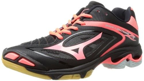 mizuno womens volleyball shoes size 9 trainers