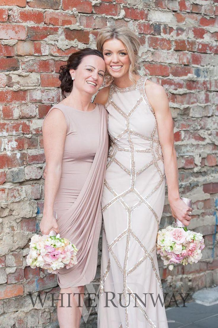 Rosy Latte Bridesmaid Dresses