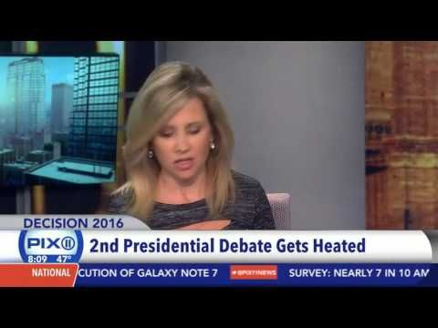 "Secret Service BANNED PHONES during 2nd Debate to ""prevent triggering Hillary SEIZURE"" | EUTimes.net"