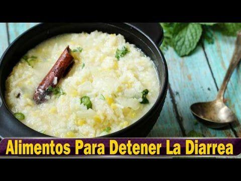 Alimentos Para Detener La Diarrea En Adultos
