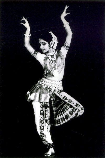 Some classical Indian dance inspiration!