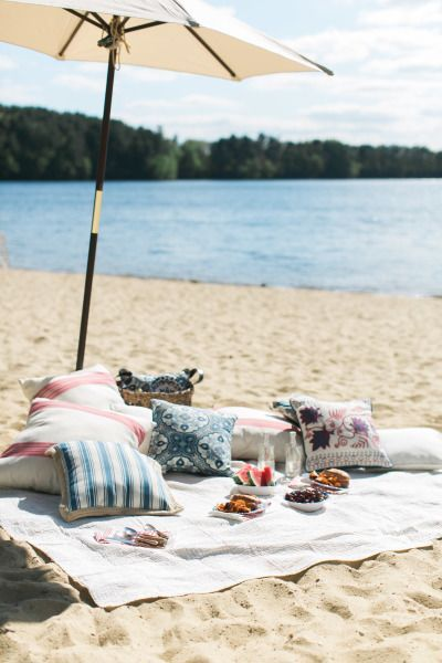 Summer calls for beach trips and picnics!