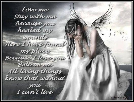 Love me . . © MarianRW