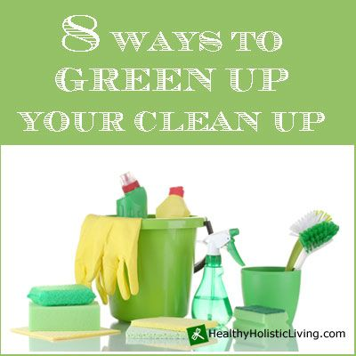 Healthy Home Cleaning Products: How To Clean Your Healthy Home on a Budget