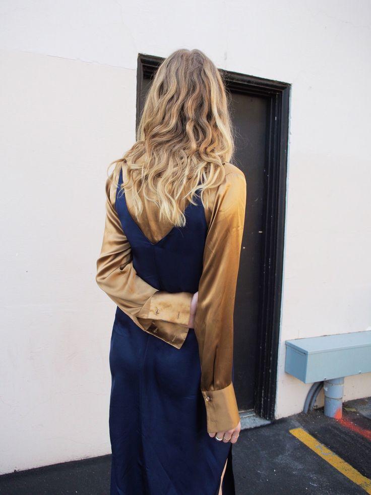 Silk Over Silk — TAYLR ANNE
