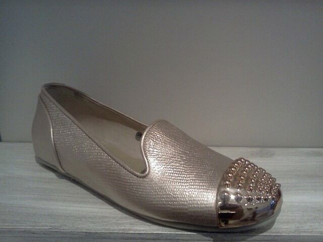 Baleta, cuero, zapatos, Femenino, Caduto,  Camomille