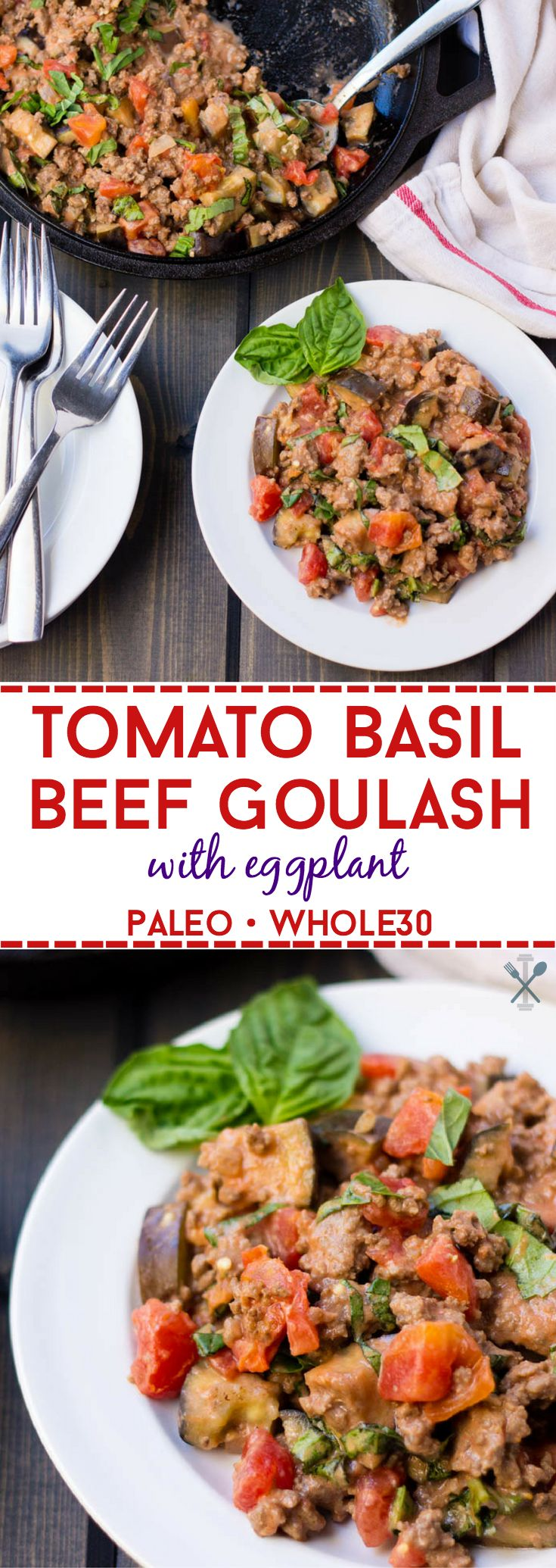 This whole30, paleo 30-minute meal is a delicious family dinner everyone will LOVE! Makes great leftovers too!