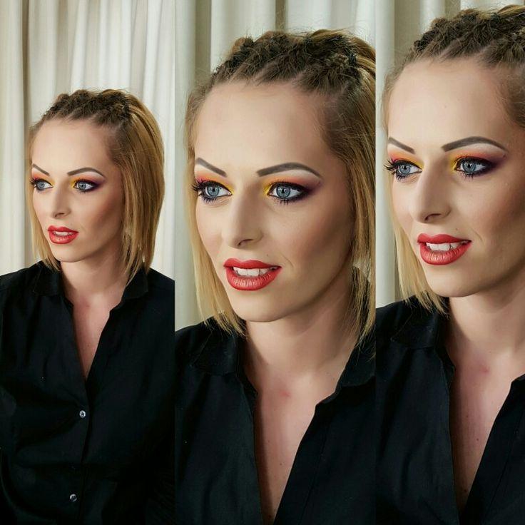 makeup Cristina Camarzan Brasov Beauty Lounge