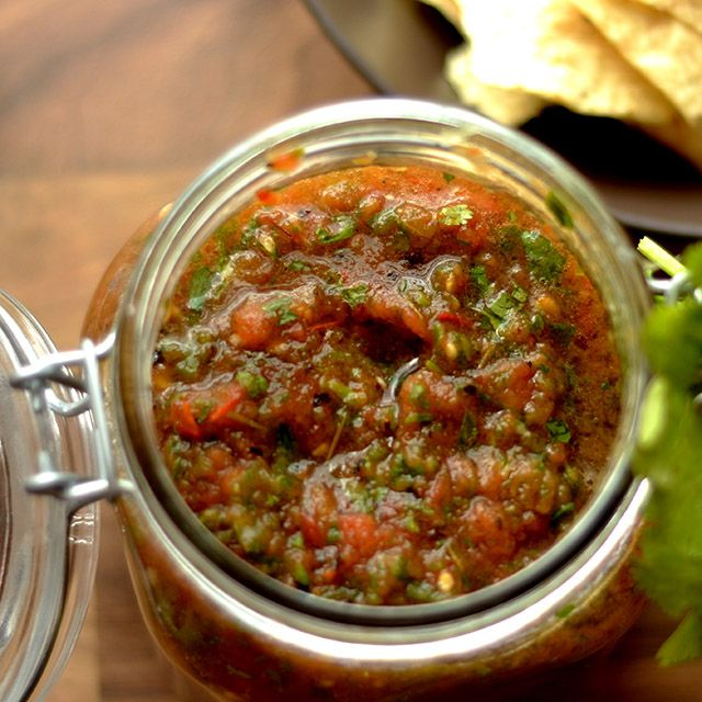 Just in time for Cinco de Mayo, I am sharing with you the absolute Best. Salsa. Ever. I am sure you might have a good recipe for salsa, I used to have what I thought was a good recipe too. But I can promise you, it probably does not compare to this. My recipe went...Read More »
