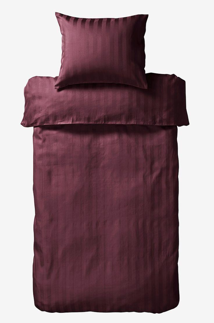 Linje LINJE påslakanset 2 delar - Rosa - Sängkläder - Jotex.se