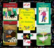 Families Matter: Interview with Author & Illustrator J.D. Holiday of The Spy Game - a read-a-loud story... http://familiesmatter2us.blogspot.com/2013/01/interview-with-author-illustrator-jd.html