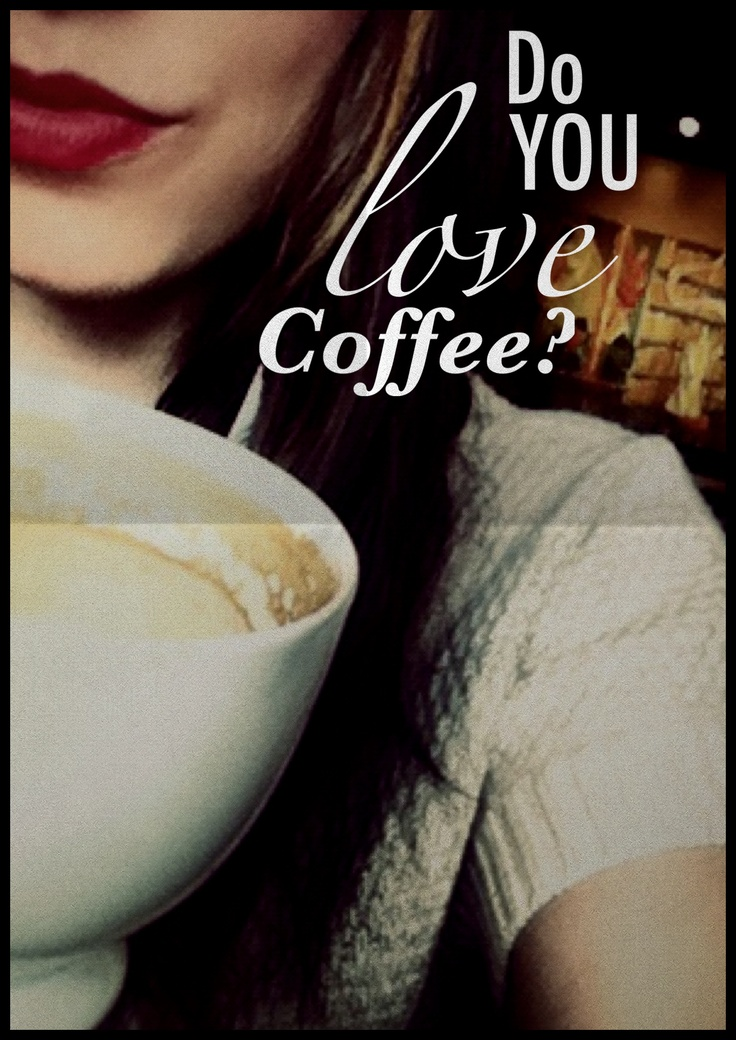What's your coffee drink?