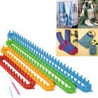 Loom knitting video List of Easy to follow step by step instructions for many projects. Great for Beginners and kids