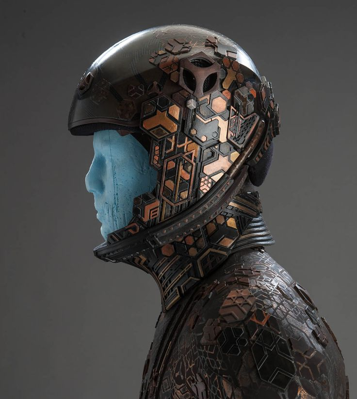 Costumes - Aegis evac suit costume. - Jupiter Ascending – Official Look Book
