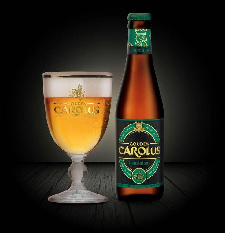 Gouden Carolus Hopsinjoor // 8/10 // Brouwerij het Anker