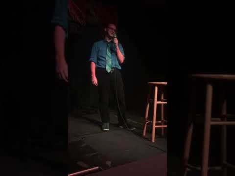 Dan Keebler tells jokes about his time in South Carolina and going home to visit his sister. Preforming for his first time back in Rochester at the firehouse saloons open mic night backdraft: laughdraft hosted by Woody Battaglia. Video source