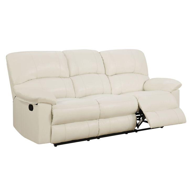 Sofa Table Global Reclining Sofa