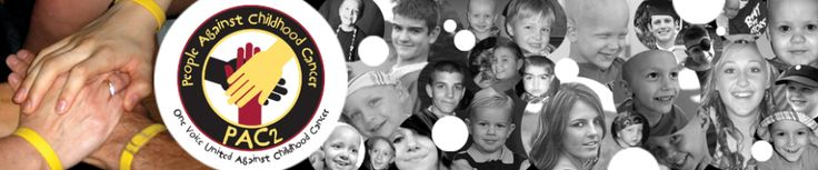 People Against Childhood Cancer, or PAC2, is an on-line childhood cancer advocacy network of parents, family, community members, medical professionals, and representatives from childhood cancer organizations such as CureSearch, Alex's Lemonade Stand, St. Baldricks, Kids v Cancer, the Rally Foundation for Childhood Cancer Research and many others.