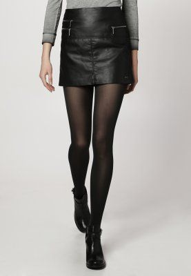 Pepe Jeans - SCOTER - Minifalda - negro #zalando #kissmylook