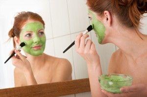 2 φυσικές μάσκες προσώπου με σπιρουλίνα