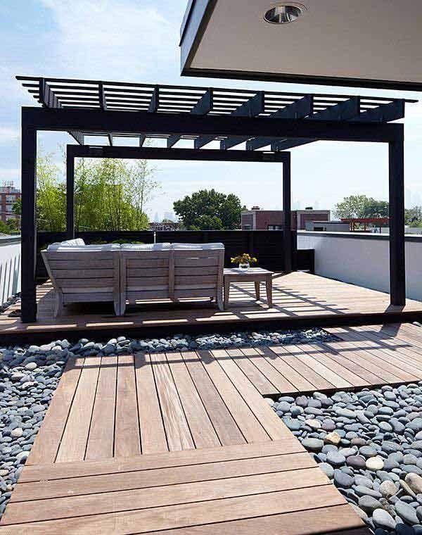 32 hoch kreative und coole Boden Designs für Ihr Haus und Hof