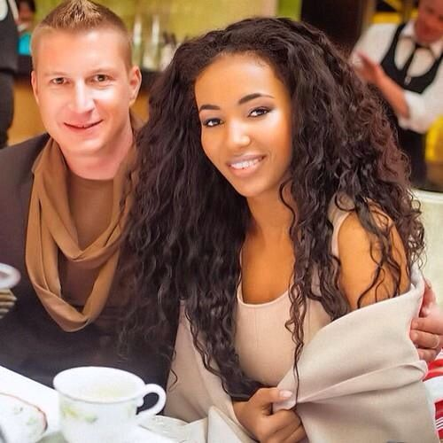 Black dating interracial woman