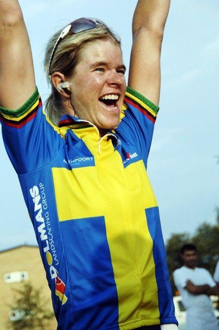 Select Wellness och proffscyklisten Susanne Ljungskog inleder samarbete