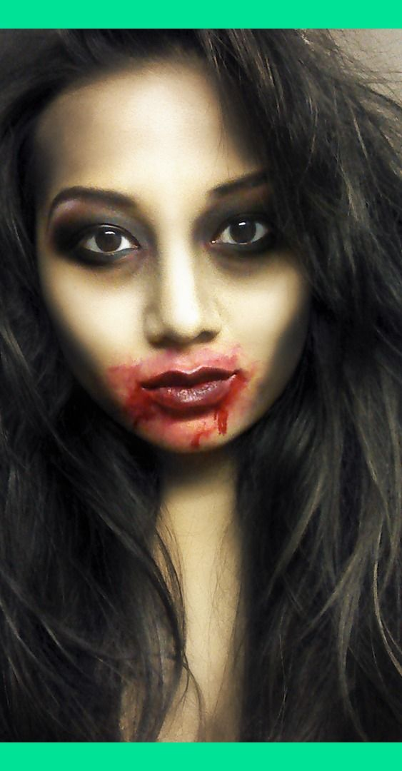 Glam Zombie | Vina C.'s Photo | Beautylish