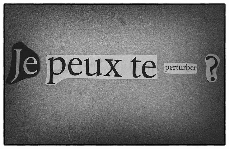 Sensibilité. : Photo