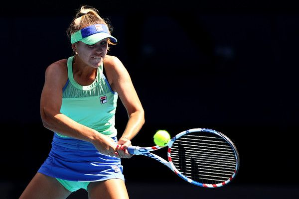 Sofia Kenin Photos Photos 2020 Australian Open Day 9 In 2020 Australian Open Photo Australian