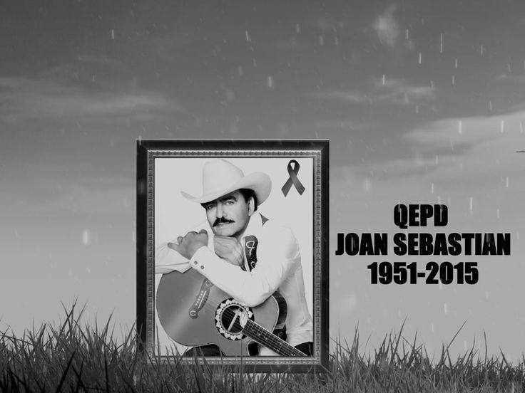 """Tu telenovela Lo Imperdonable recuerda a Joan Sebastian, quien nos deja como legado un enorme listado de bellas e inolvidables canciones, además de """"Tatuajes"""" en el corazón."""