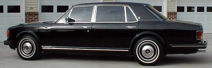 1980→1989 Rolls-Royce Silver Spur. #cars #rollsroyce #silverspur