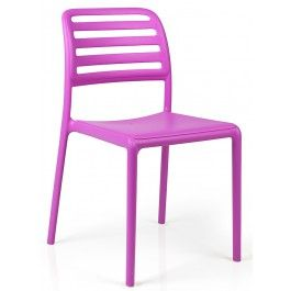 Nardi Costa Bistrot Side Chair. #cafeideas To see more items, visit http://www.cafeideas.com.au