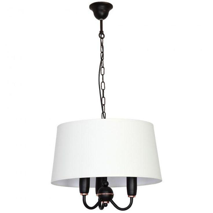 Lampa Żyrandol Zwis 3pł FEB Aldex (5658303784) - Allegro.pl - Więcej niż aukcje.