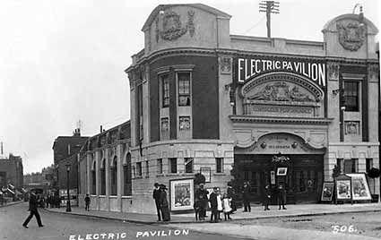 Electric Pavilion/Ritzy Cinema, Coldharbour Lane and Brixton Hill, Brixton, 1911