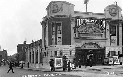 Electric Pavilion/Ritzy Cinema, Coldharbour Lane and Brixton Hill, Brixton, 1911