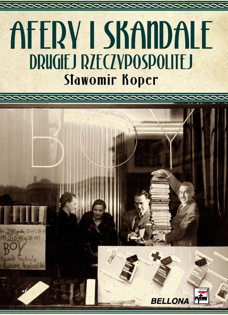 Kolejna książka bestsellerowego autora specjalizujące go się w życiu prywatnym elit II Rzeczypospolitej. Każdy kraj, każda epoka i każdy ustrój miał swoje skandale i afery. Niewolna była od nich r&oa...
