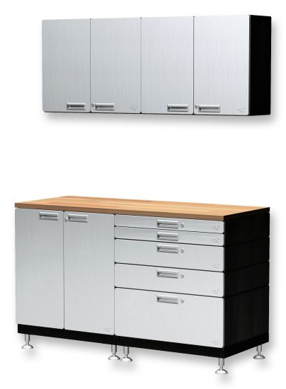 Fresh Hercke Stainless Steel Cabinets