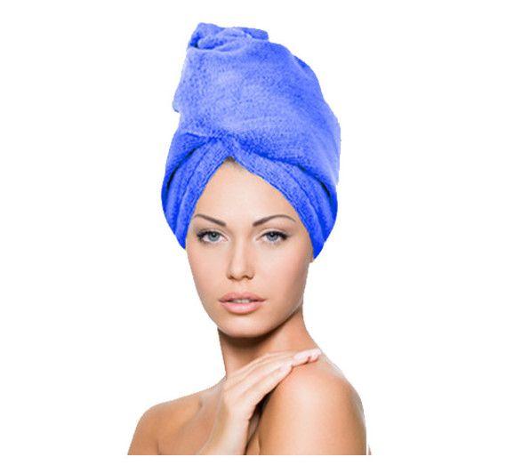 Women's Turbi Wrap Microfiber Bath Towel