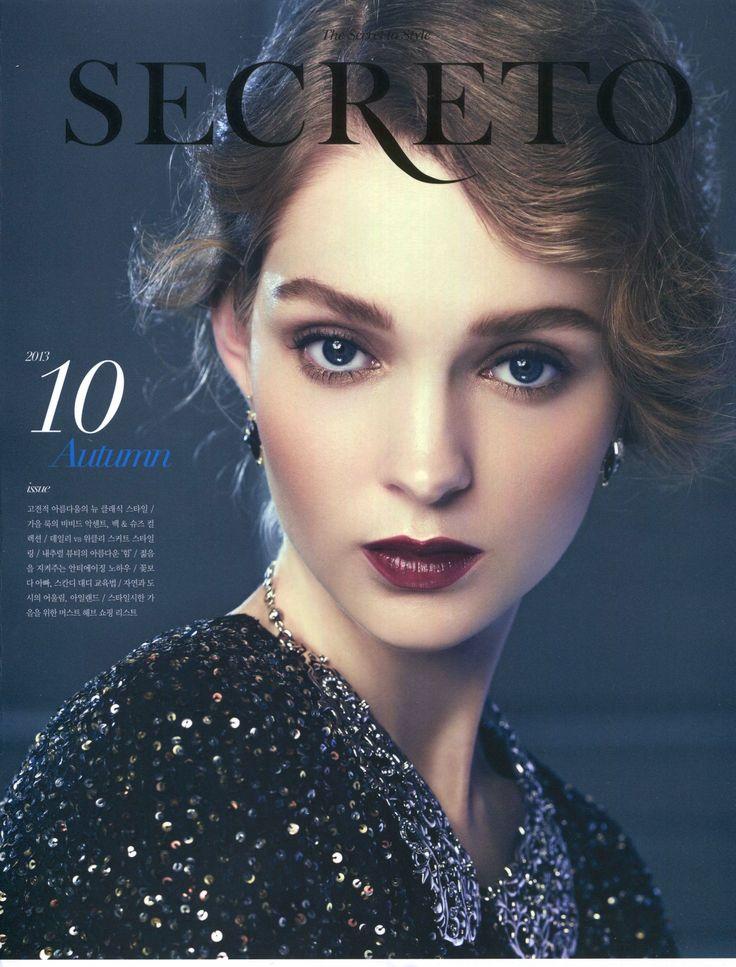 Cover of Secreto Magazine