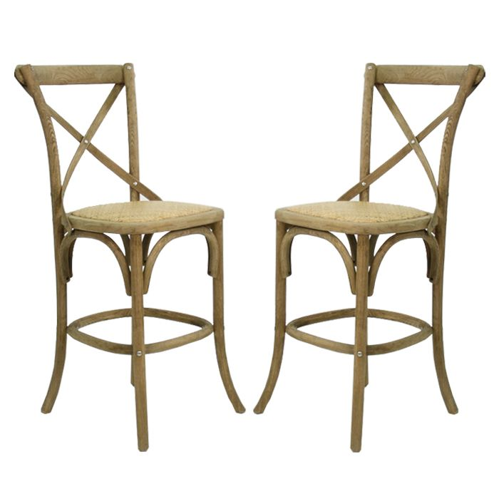 New French Style Counter Stools