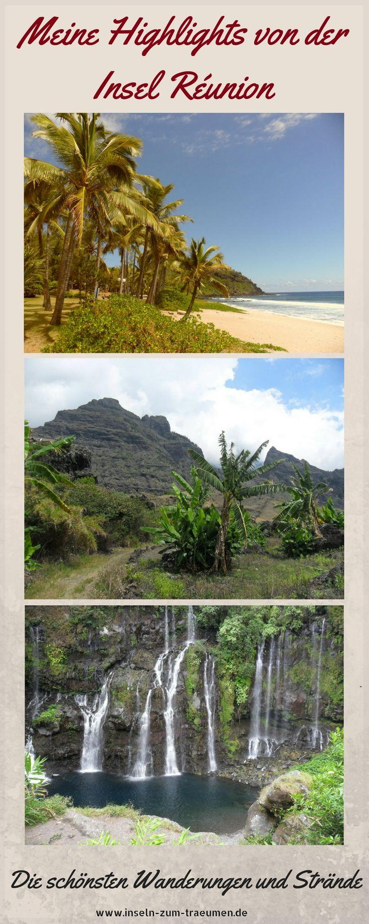 Meine Highlights von der Insel Réunion Die schönsten Wanderungen und Strände Bucht von Grande